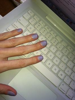 LavenderManicure